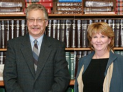 Owners Fred Holm & Sue Nielsen